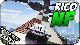 QUE RICO NF!! | GTA V Online PS4 - Rubenillo17