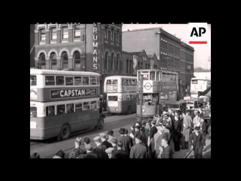 LONDON - B/W - 1940