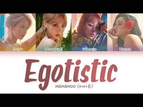 MAMAMOO(마마무) - Egotistic