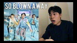 REACTING TO BTS 'FAKE LOVE' OFFICIAL MV