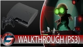 Stealth Inc.: A Clone in the Dark Walkthrough Part 1 (PS3) Area 1 Complete