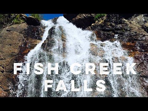Hiking Fish Creek Falls 🌲🐾💦 In Steamboat Springs