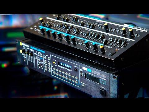 Roland MKS-80 Super Jupiter | Analog 80s Power!