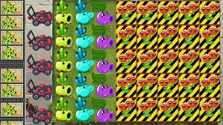 Plants vs Zombies 2 Pinata Party 24/5/2017 - Team Plants Power-Up! Vs Zombies