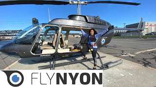 FLYNYON NYC: Doors Off Helicopter EXPERIENCE & REVIEW WINTER 2020! FAQ- Everything You Need To Know!
