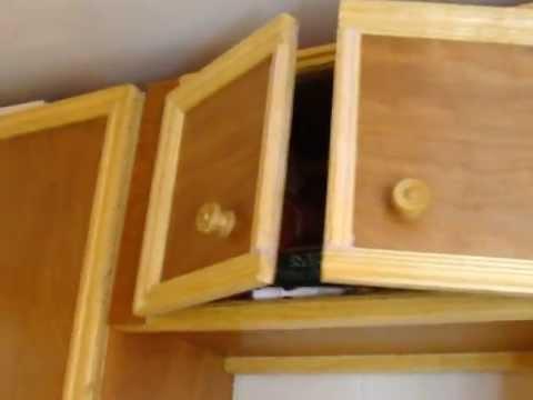 Segunda parte de muebles para cocina youtube for Muebles de madera para cocina