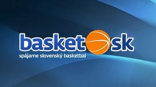 BK ŠKP 08 Banská Bystrica - MBK Ružomberok