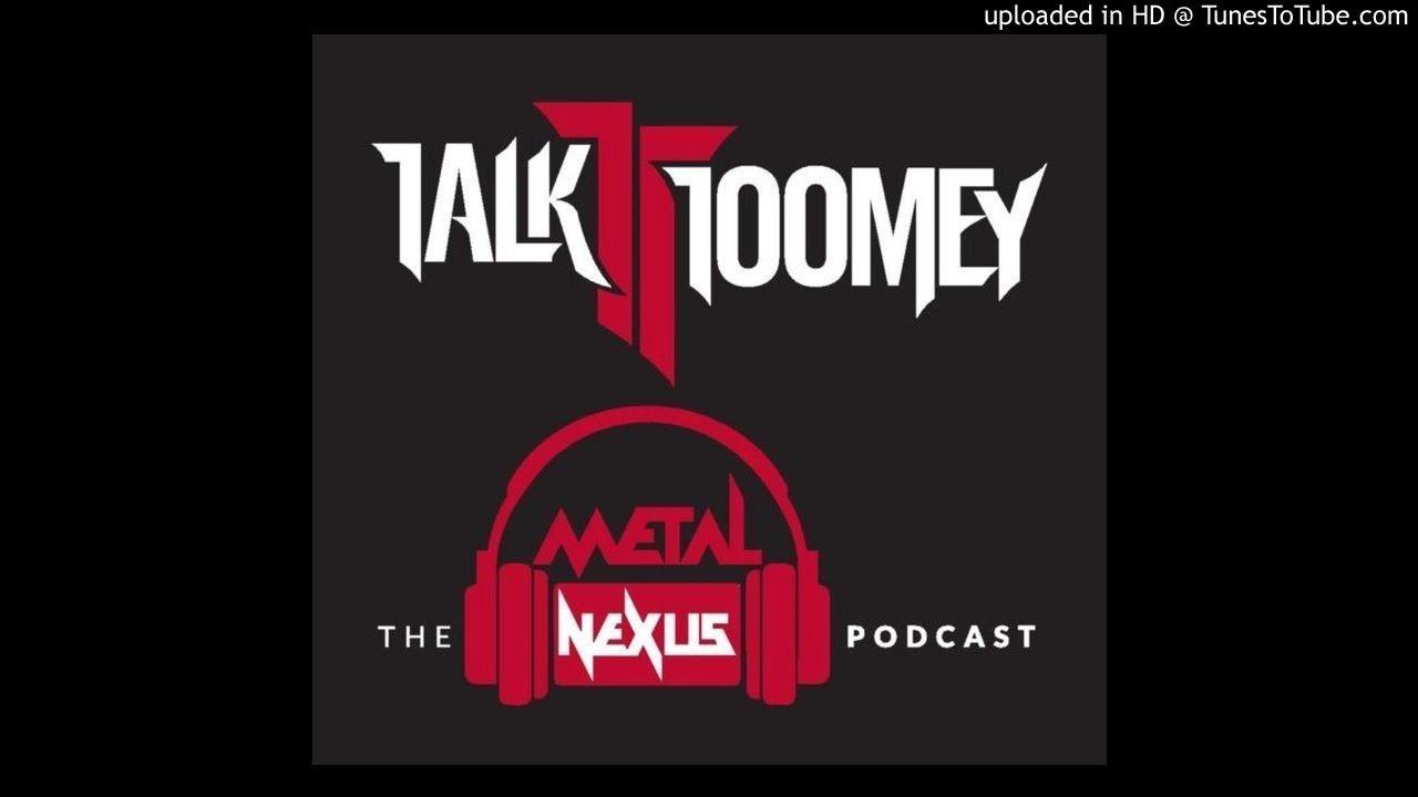 Pantera frontman Phil Anselmo on Talk Toomey Podcast