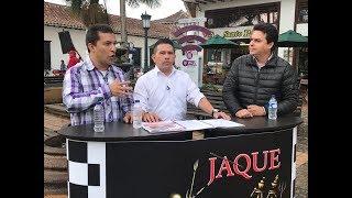 Concejal rionegrero Ricardo Nieto estuvo en JAQUE. 2ra parte