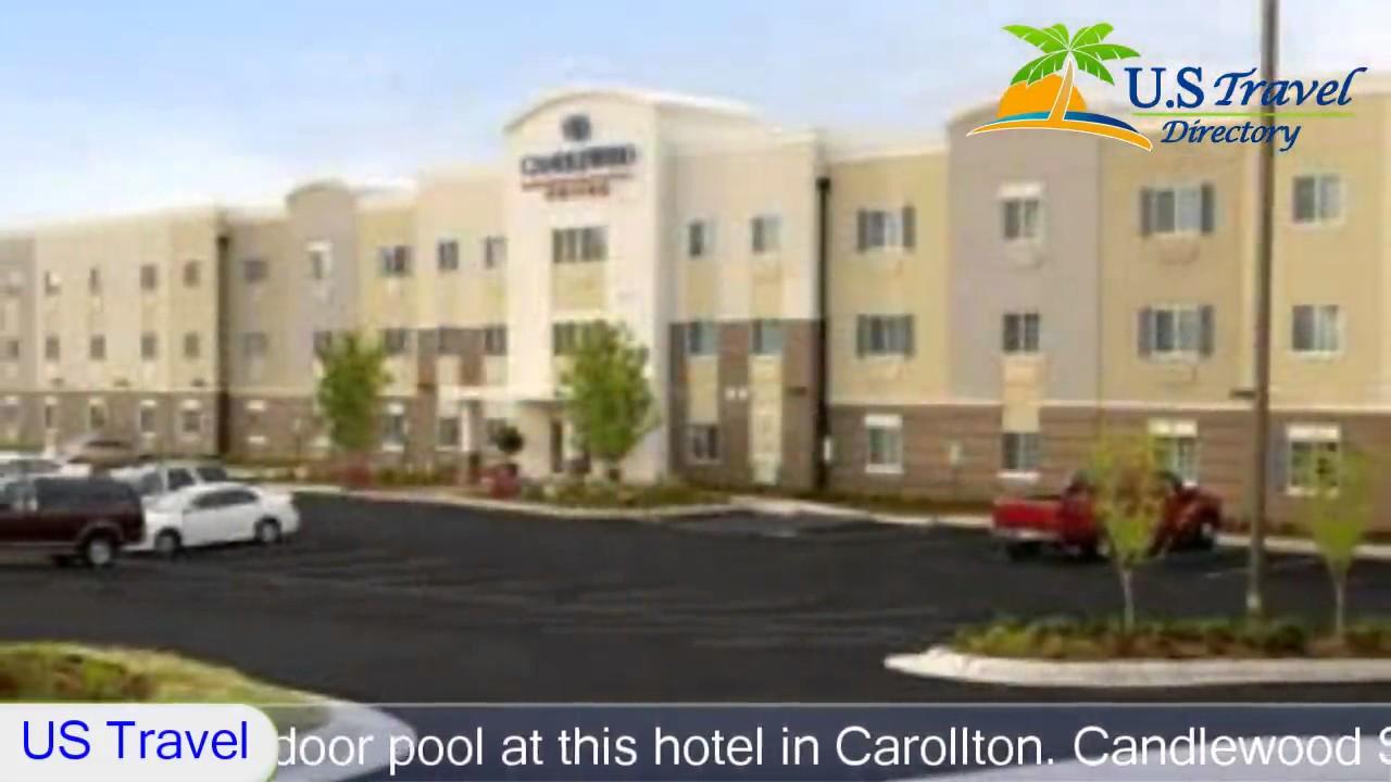 Candlewood Suites Carrollton Hotels Ohio
