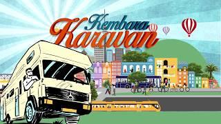 Watch Kembara Karavan every Friday 6pm @ TV Okey starting from 31.01.2020.