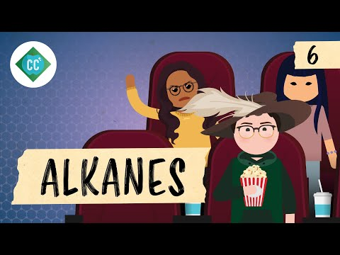 Alkanes: Crash Course Organic Chemistry #6