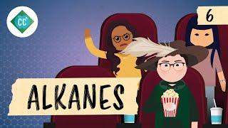 Alkanes: Crash Course Organic Chemistry #6