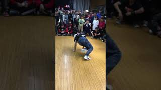 bboy浩然 街舞 Breaking Judge Solo bomb
