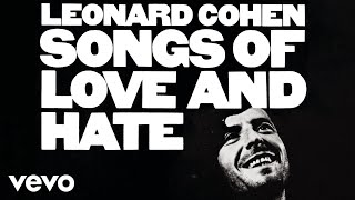 Leonard Cohen - Last Year's Man (Official Audio)