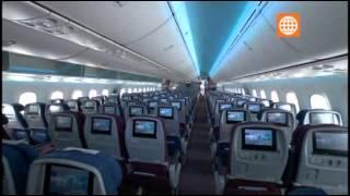 TEC: El nuevo avión de LAN - 28/10/2012