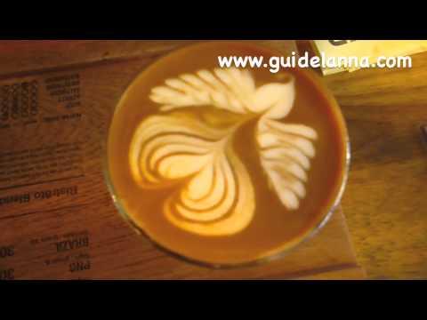 สุดยอดร้านกาแฟเชียงใหม่ ริสเทรตโต Top 5 coffee house Chiangmai, Thailand