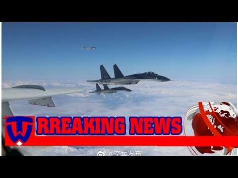"""Pla breaches of taiwanese airspace no longer """"news"""""""