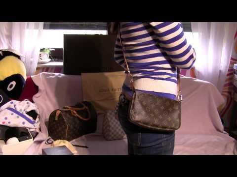 46b88e12ce Louis Vuitton shoulder strap 0.6 inch bandouliere vachetta english ...