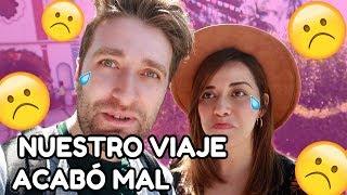 VIAJE A OAXACA, esto NO LO ESPERÁBAMOS 💔😥| México vlog 14 | Amuzkis Vlogs ♡