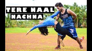 TERE NAAL NACHNA |Nawabzaade | Dance Choreography | DANCOGRAPHY