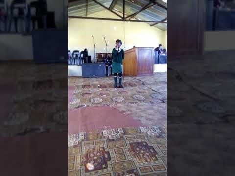 Young Ofentse singing sthandwa sami by Hlengiwe Mhlaba