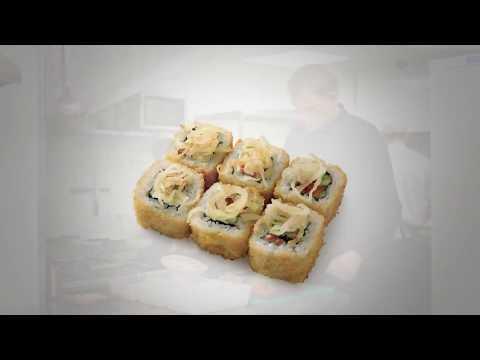 Тануки. Учимся делать суши и роллы