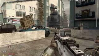 Call Of Duty: Modern Warfare 2 Multiplayer pc gameplay HD