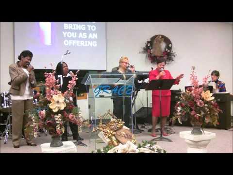 Grace Christian Center Praise Team 12-18-2011