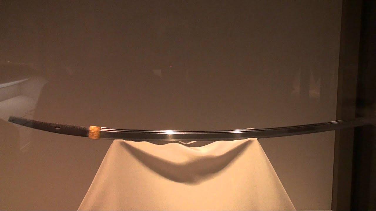Tokyo National Museum: Japanese Swords - YouTube