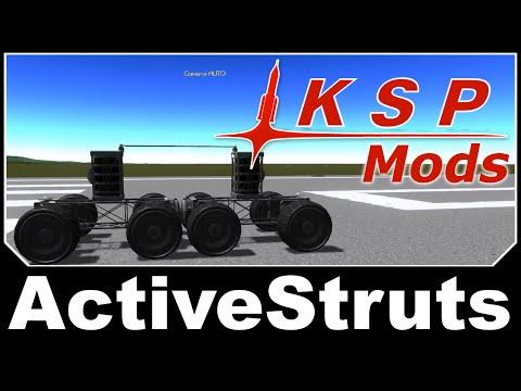 KSP Mods - ActiveStruts