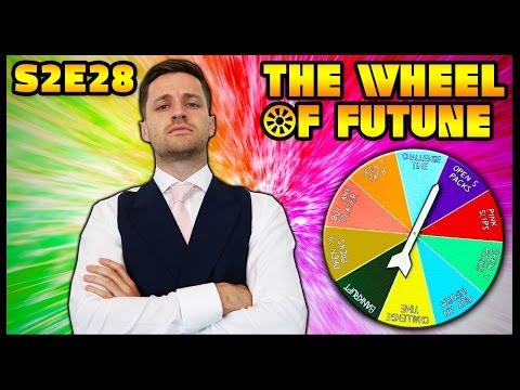 THE WHEEL OF FUTUNE! - S2E28 - Fifa 16 Ultimate Team