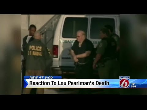 Reaction to Lou Pearlman's death