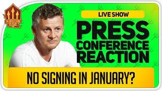 Solskjaer Press Conference Reaction! Manchester United vs Everton