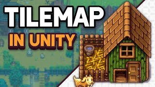 TILEMAPS in Unity