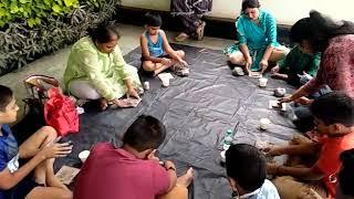 Ganesh Idol Making Workshop at The Cliff Garden | Hinjewadi