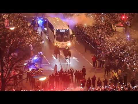 UNBELIEVABLE! Real MADRID Arrival vs PSG! HD