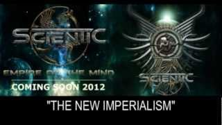 SCIENTIC - The New Imperialism (Lyric Video)