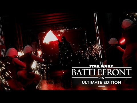 ◀LAST STAND - Star Wars: Battlefront Ultimate Edition Trailer (Fan-Made)