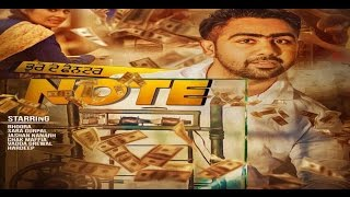 New Punjabi Songs 2016 - NOTE - BHOORA || Panj-aab Records || …