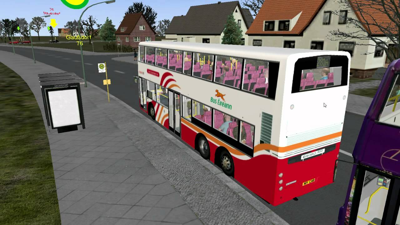 omsi the bus simulator bus eireann wexford city centre