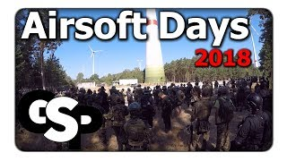 GsP Airsoft Days 2018 - Vlog