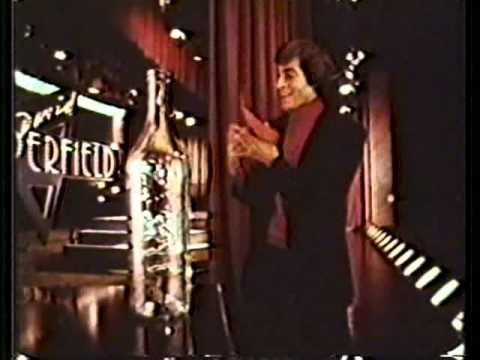 David Copperfield For Kodamatic Instant Cameras 1982