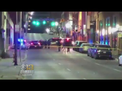 WJZ NewsBaltimore Police Injures 1 Of 3 Suspects In Overnight Shooting; 2 Apprehended