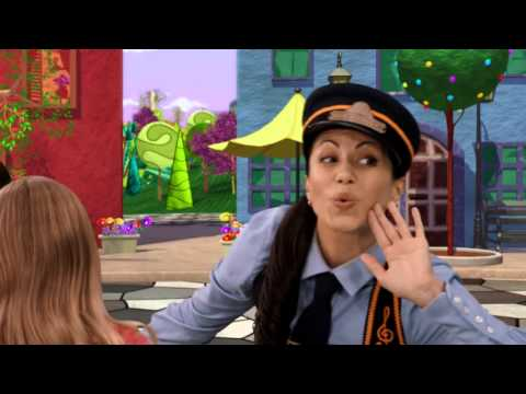 Choo Choo Soul | Give a Little Whistle | Disney Junior Official