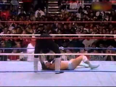 Cain The Undertaker vs. Rick Sampson (Wrestling Challenge, 12.11.1990)
