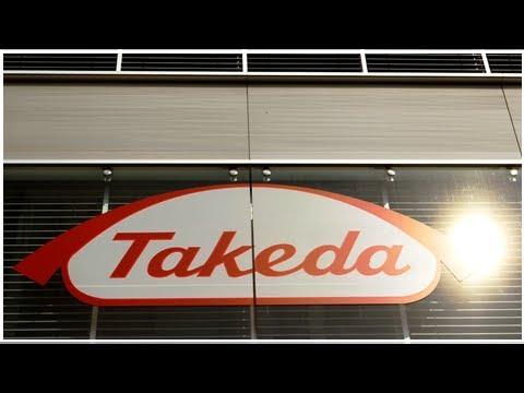 Japanese drugmaker Takeda targets US market in $64bn mega-deal to buy Shire