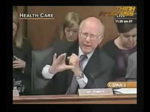 Sen. Pat Roberts Accidentally Admits Who He Takes Orders From