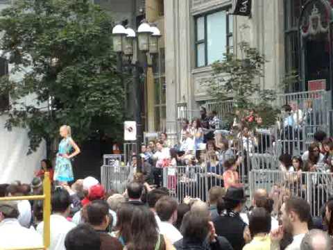 Montreal Fashion Show