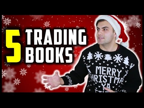 5 TRADING BOOKS TO ADD TO YOUR CHRISTMAS LIST